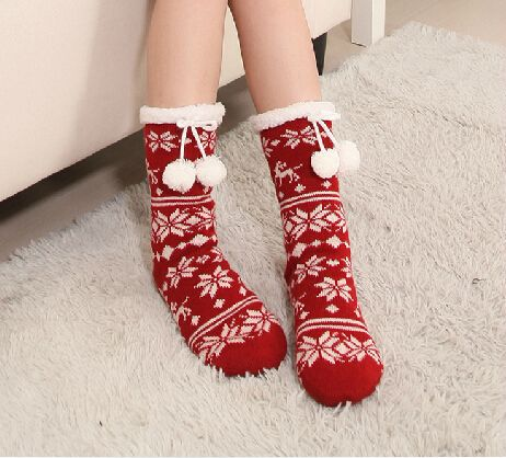 Nothing says Christmas like a cute pair of socks to go with your mug of hot cocoa!