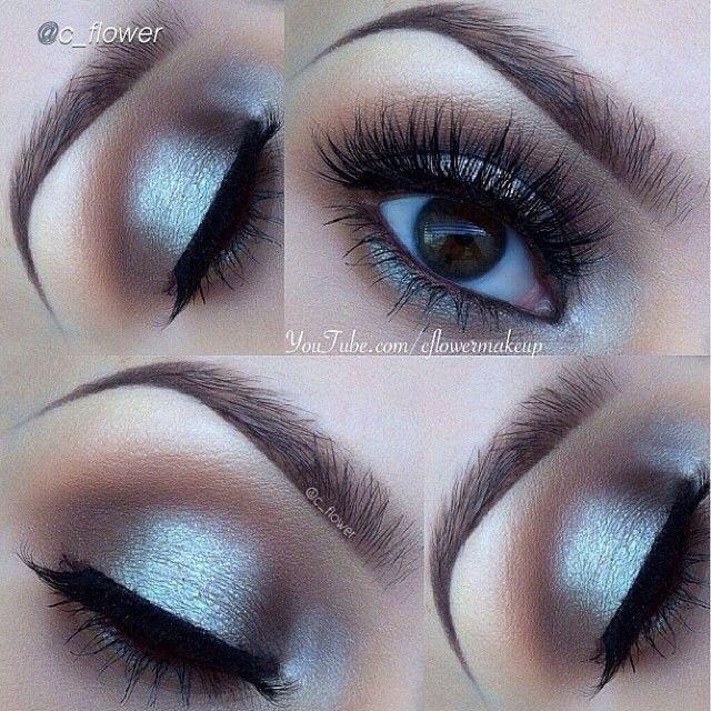 fabulous silver look | c_flower