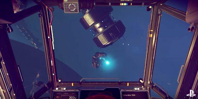 Nuevo tráiler adelanta las posibilidades del No Man's Sky - http://j.mp/29Vur8u - #HelloGames, #NoManSSky, #Noticias, #PS4, #Tecnología, #Videojuegos, #XboxOne