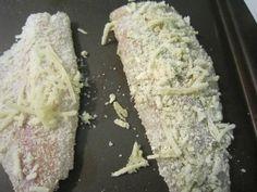 Parmesan Crusted Alaskan Pollock