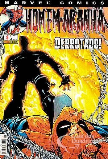 Homem-Aranha n° 8 - Panini