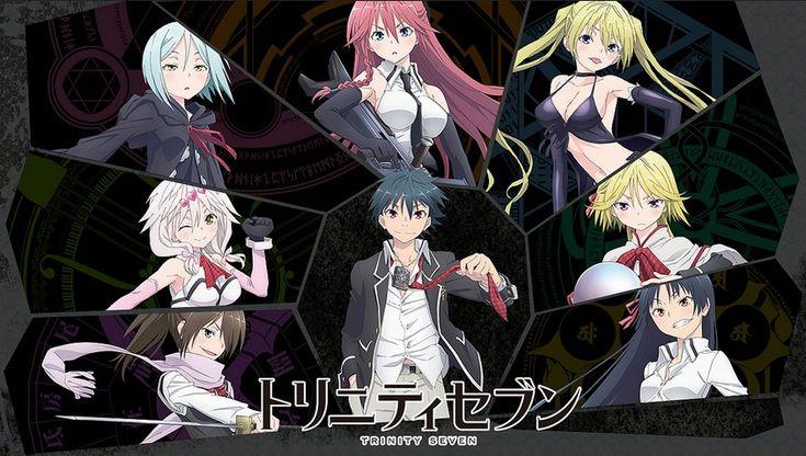 Akio Fudo | Trinity Seven Wiki | Fandom powered by Wikia