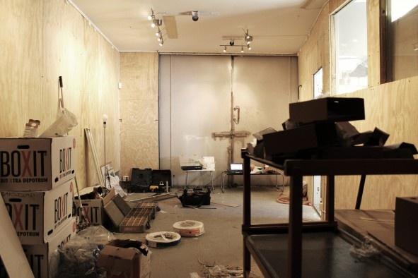 Prepering my designstudio and creative working space.