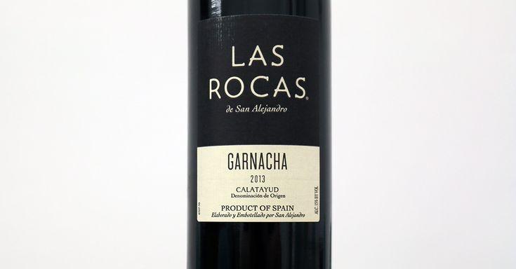 Review: Las Rocas de San Alejandro 2013 Garnacha
