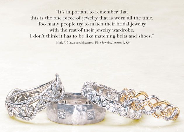Engagement Rings From Here To Eternity