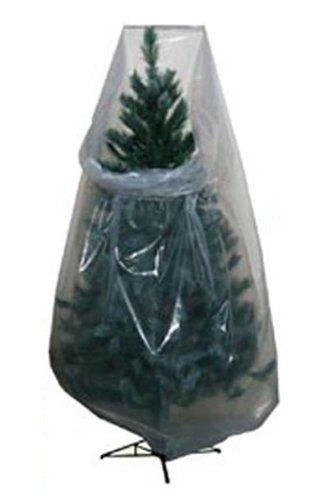 Amazon Com Clear Poly Vinyl Christmas Tree Storage Bags