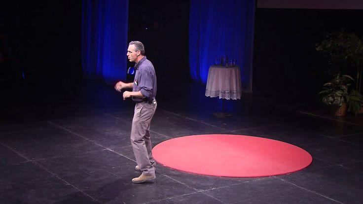 Community farming - it's not about food: Josh Slotnick at TEDxUMontana