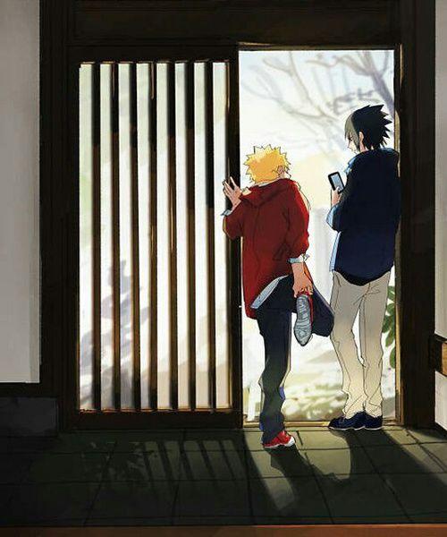 Image de naruto and sasunaru