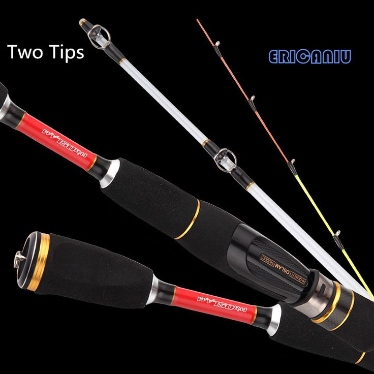 ==> [Free Shipping] Buy Best 0.9m Carbon Fiber Mini Boat Fishing Rod two tips For Winter Fishing Pole Rod Ice Fishing Gear Kits Telescopic Spinning Lure Rod Online with LOWEST Price | 32784631399