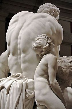 darksilenceinsuburbia: Jean-Baptiste Carpeaux Ugolino and His Sons