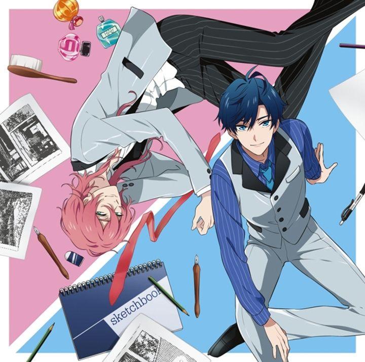 游戏 dream ing 2nd 单曲 僕等の六等星 ゆめライブcd 悠馬 柳 卖萌 anime boy anime drawings anime love