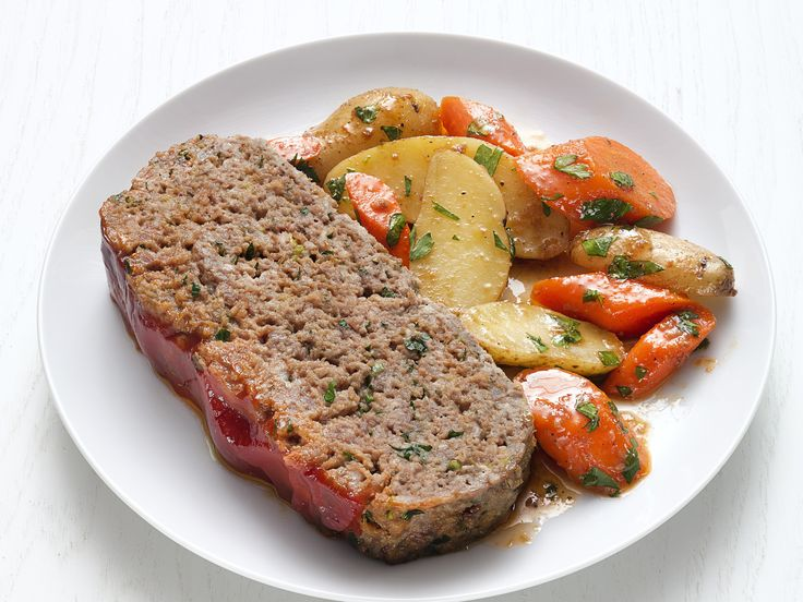 Get this all-star, easy-to-follow Slow-Cooker Meatloaf recipe from Food Network Kitchen