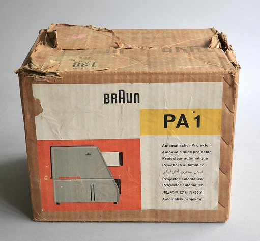 PA 1, Designed by Dieter Rams, 1956