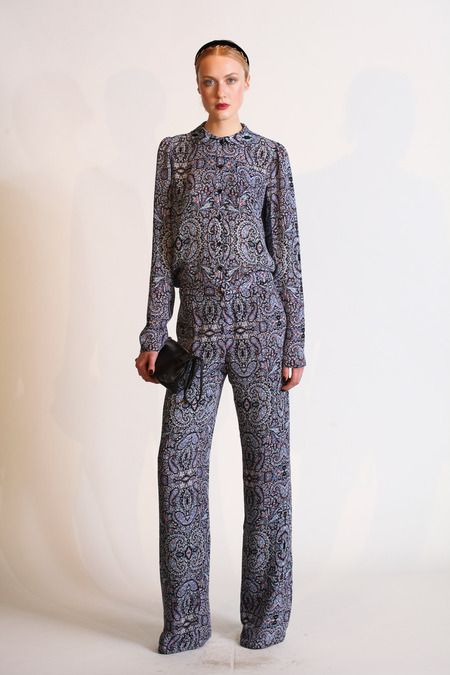 Charlotte Ronson | Fall 2014 Ready-to-Wear Collection | Style.com