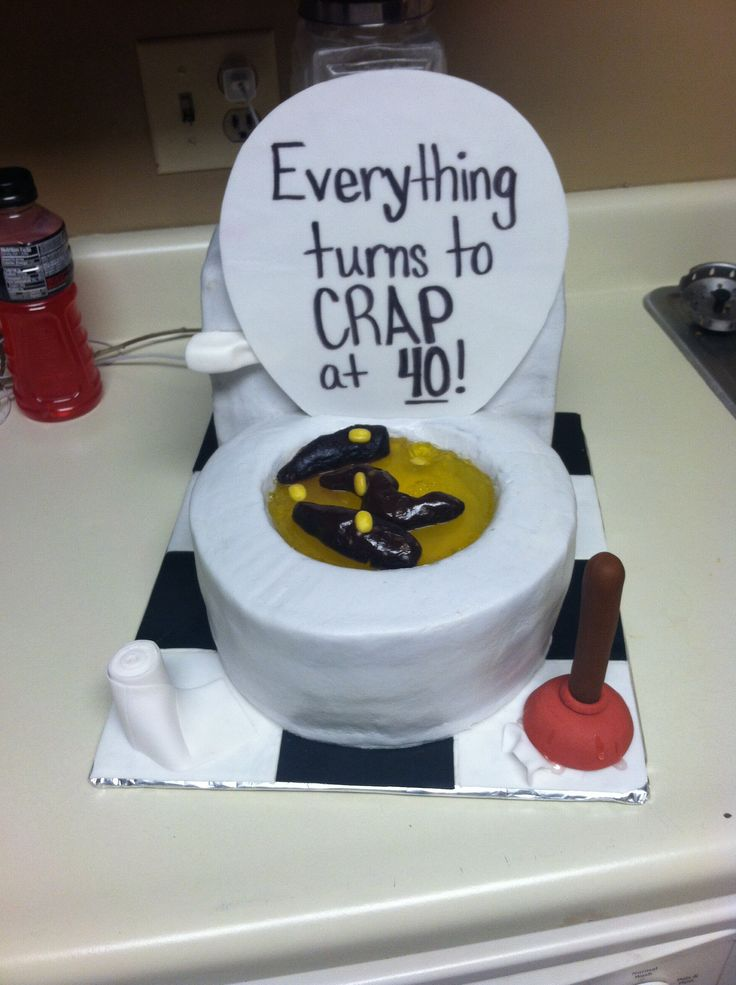 Turning 40 Sayings Cake Ideas And Designs