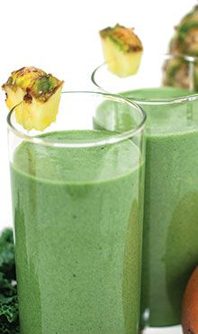 Tropical Superfood Smoothie