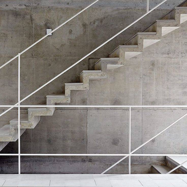 @SoudaBrooklyn / @ad_germany: Flying steps at the concrete house by @metroarquitetos. #architecture #design #interior #architecturaldigest #adgermany Like what you see? Follow Souda on Instagram