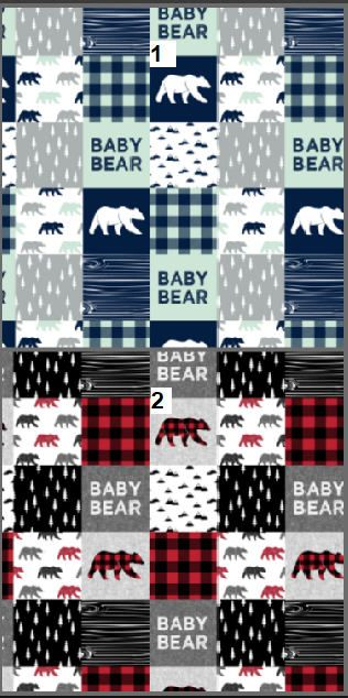 Hey, I found this really awesome Etsy listing at https://www.etsy.com/listing/556585470/patchwork-baby-blanket-baby-bear-blanket