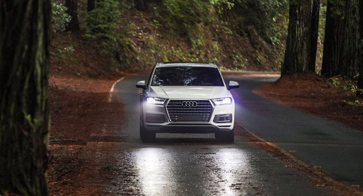 2017 Audi Q7 Visualizer – Colors, Cabins, Pricing and Options Guide