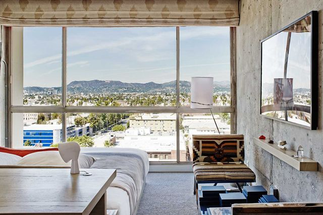 The LINE Hotel (Los Angeles, California)The LINE Hotel has everything — seriously, there's no reason to leave. The hotel's many food options are all creatively designed by L.A.'s Korean culinary king, Roy Choi, and the one retail shop is an outpost of the popular local boutique, Poketo. ...