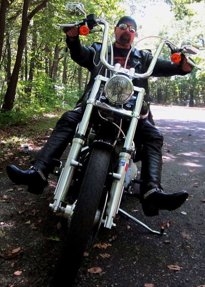 - Ребята в сапогах leatherhog: мне с моим 3 Harleys: 94 Low Rider, ...