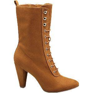 #Catwalk #Stiefeletten #camel #für #Damen