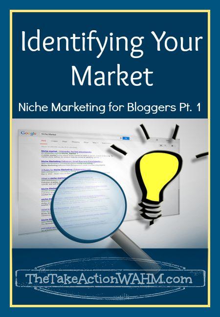 Niche Marketing for Bloggers