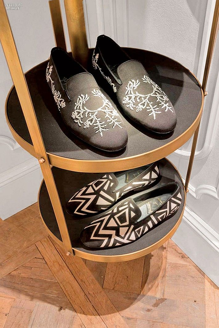 British Import David Collins Studio Designs Louis Leeman NY