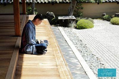 enjoy japan - 一休寺