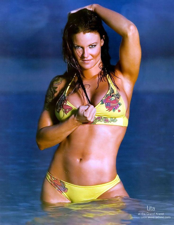 Nude Pics Of Wwe Diva Lita 38