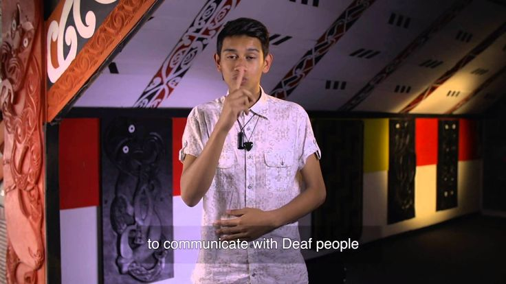 Ko Wai Au? Who Am I? See My Voice?Published on 30 Jul 2014 Ko Wai Au (See My Voice) is an exhibition empowering Māori rangatahi who identify as Deaf to communicate with others leading to a wider understanding of aspirations as young Deaf Māori. This video captures an inspiring dialogue from six rangatahi.