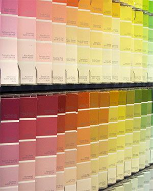 Here are our top ten tips for selecting the best paint colors for your small living space, and making each room appear larger than it really is.