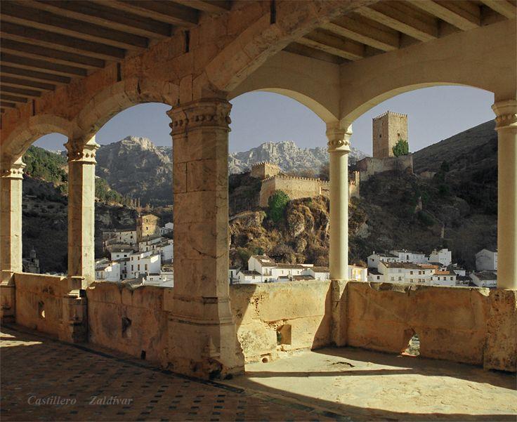 Carzorla Castle, Jaen, Spain