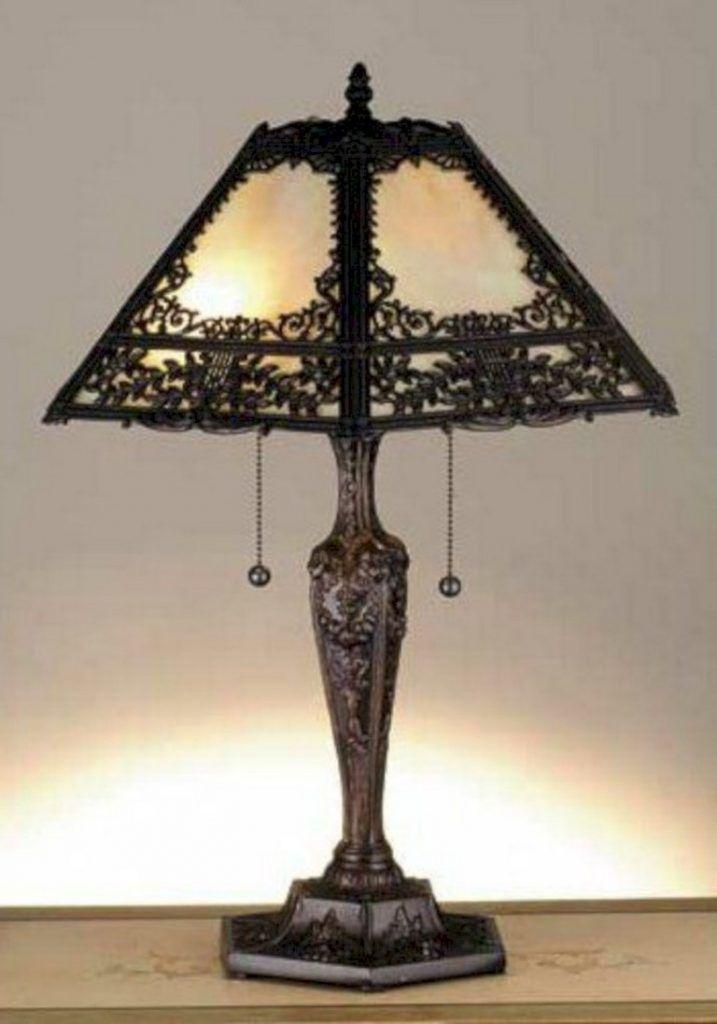 41 Cool Vintage Victorian Lamp Shades Ideas Bedroom Victorian Lamps Victorian Lampshades Antique Lamp Shades