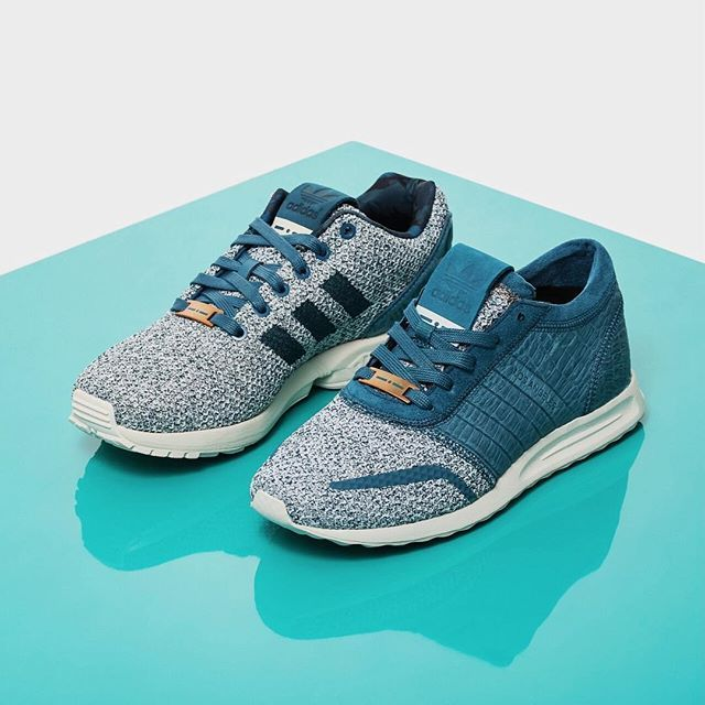Adidas are making moves and continuing the Italia Independent series with  the new Surf Patrol colour