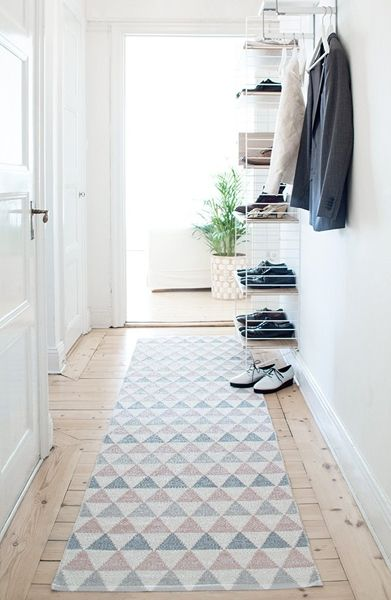 Entrée-Gestaltung: Roll den Teppich aus!
