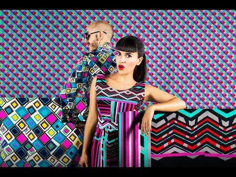 Pedrina y Rio Presentan el arte de su disco Canciones sin ropa - YouTube