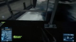 A surprise at the top of the ladder [Battlefield 3] #Gaming #VideoGames #PCGames #PlayStation3 #PS3 #Xbox360 #FPS #FirstPersonShooter #EA #ElectronicArts #DICE #Funny #Comedy #Jokes #Battlefield3