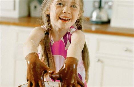 Torta Pere e Cioccolato Ricette per Bambini - VanityFair.it