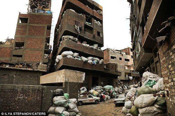 Cairo S Garbage City Cairo City Cairo City