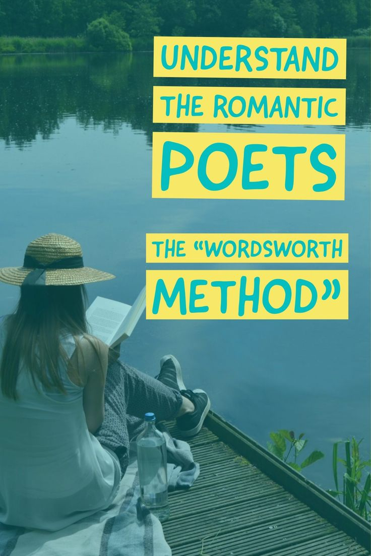 If you want to understand the Romantic poets, this is a very simple and easy guide. via @https://www.pinterest.com/writingdanielwa/