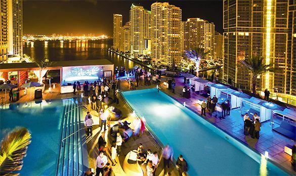 Must see Miami Rooftop Bars | miamiandbeaches.com