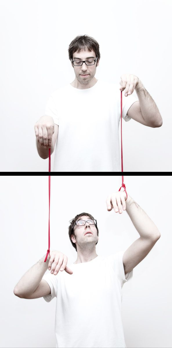 Puppet - Diptych self-portrait from photographer Richard Vantielcke - LudImaginary : http://www.ludimaginary.net/photograph-707.html