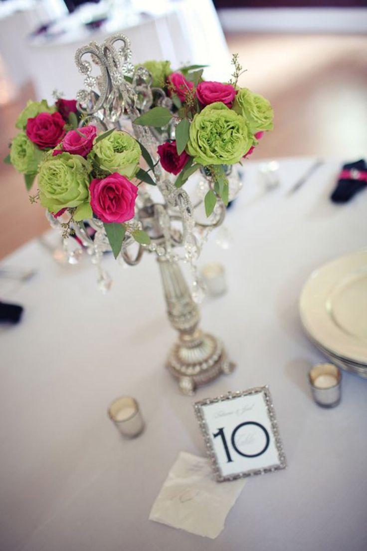 Amazing Fuschia Centerpieces For Weddings Images - The Wedding Ideas ...