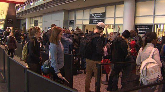 Logan Ranks Among 'Most Stressful' Airports - CBS Boston / WBZ