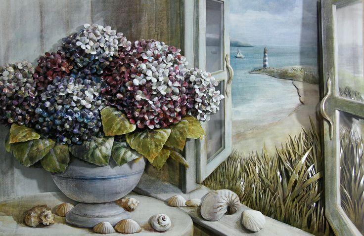 arte francesa#floral14