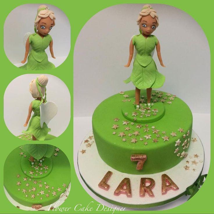 FLOWER CAKE DESIGNER: Bolo de Menina
