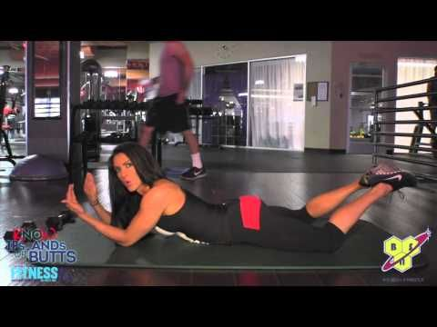 Superman Glute Lift | FitnessRX for Women