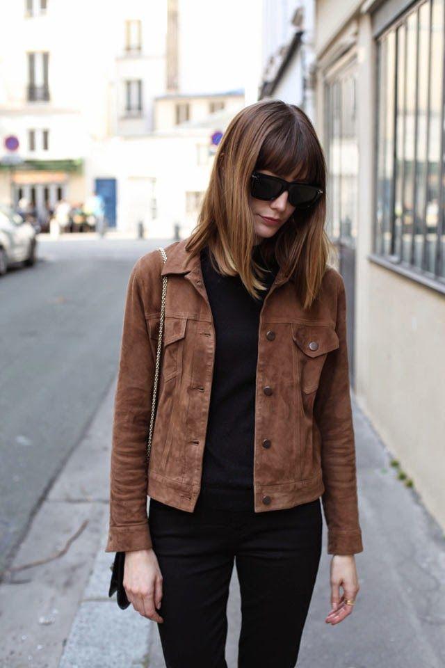 Into Your Closet: SUEDE & LEOPARD