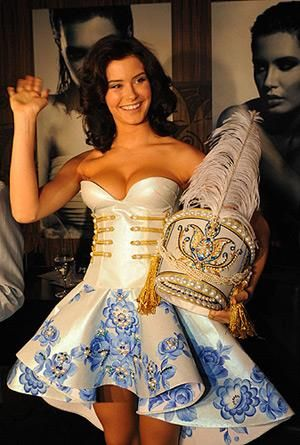 Гусарские костюмы для конкурса красоты